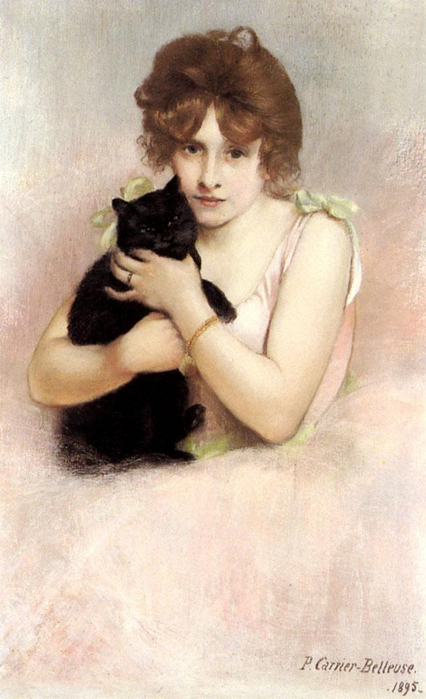 Pierre Carrier-Belleuse 1895