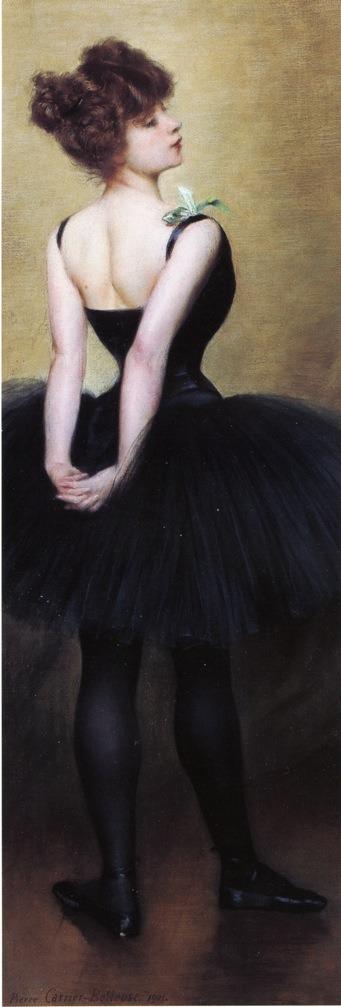 Pierre Carrier-Belleuse 1901 de dos