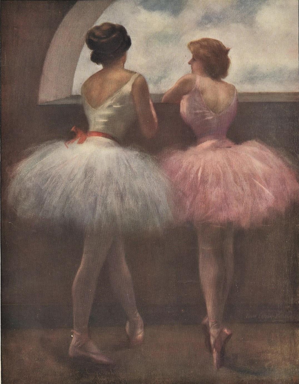 Pierre Carrier-Belleuse 1910 ca ballerina