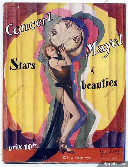 concert-mayol-1927 gina-palerme