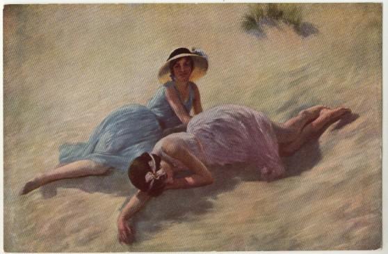 pierre carrier-belleuse 1924 ca La sieste